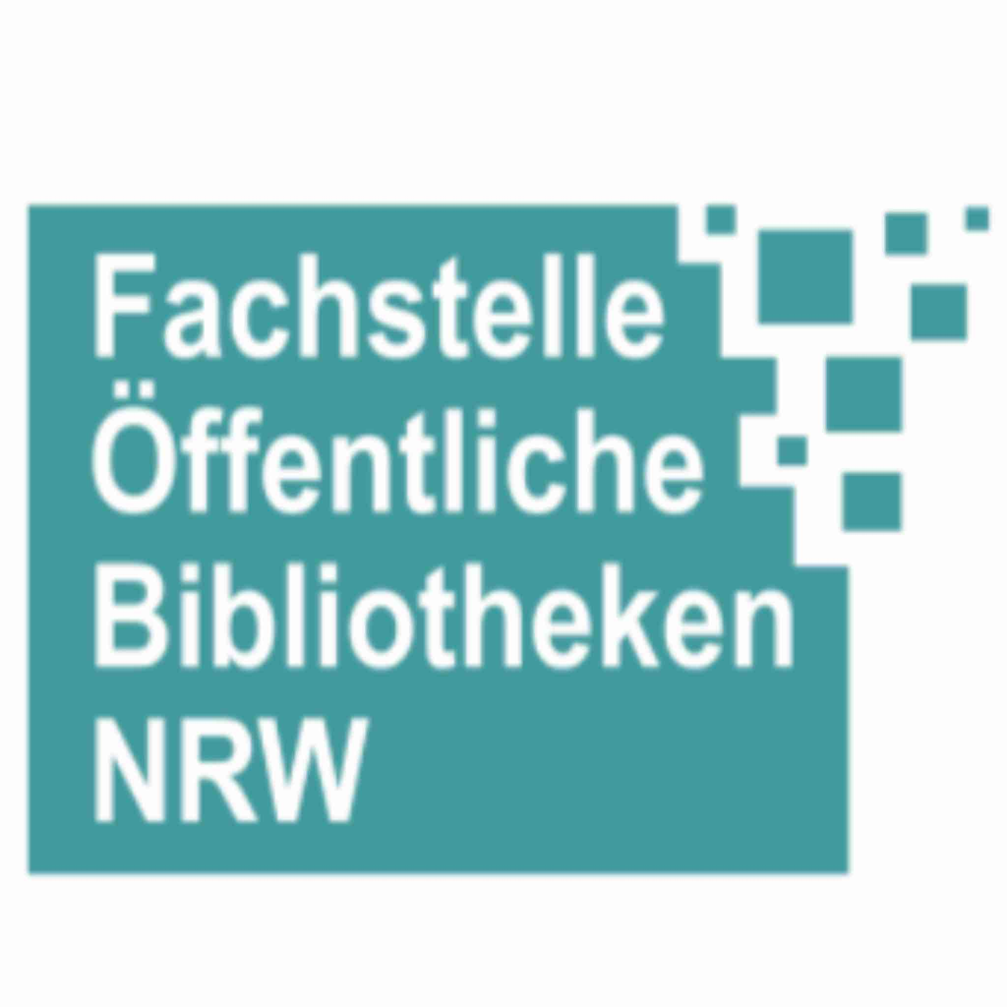 Logo der Fachstelle Öffentliche Bibliotheken NRW