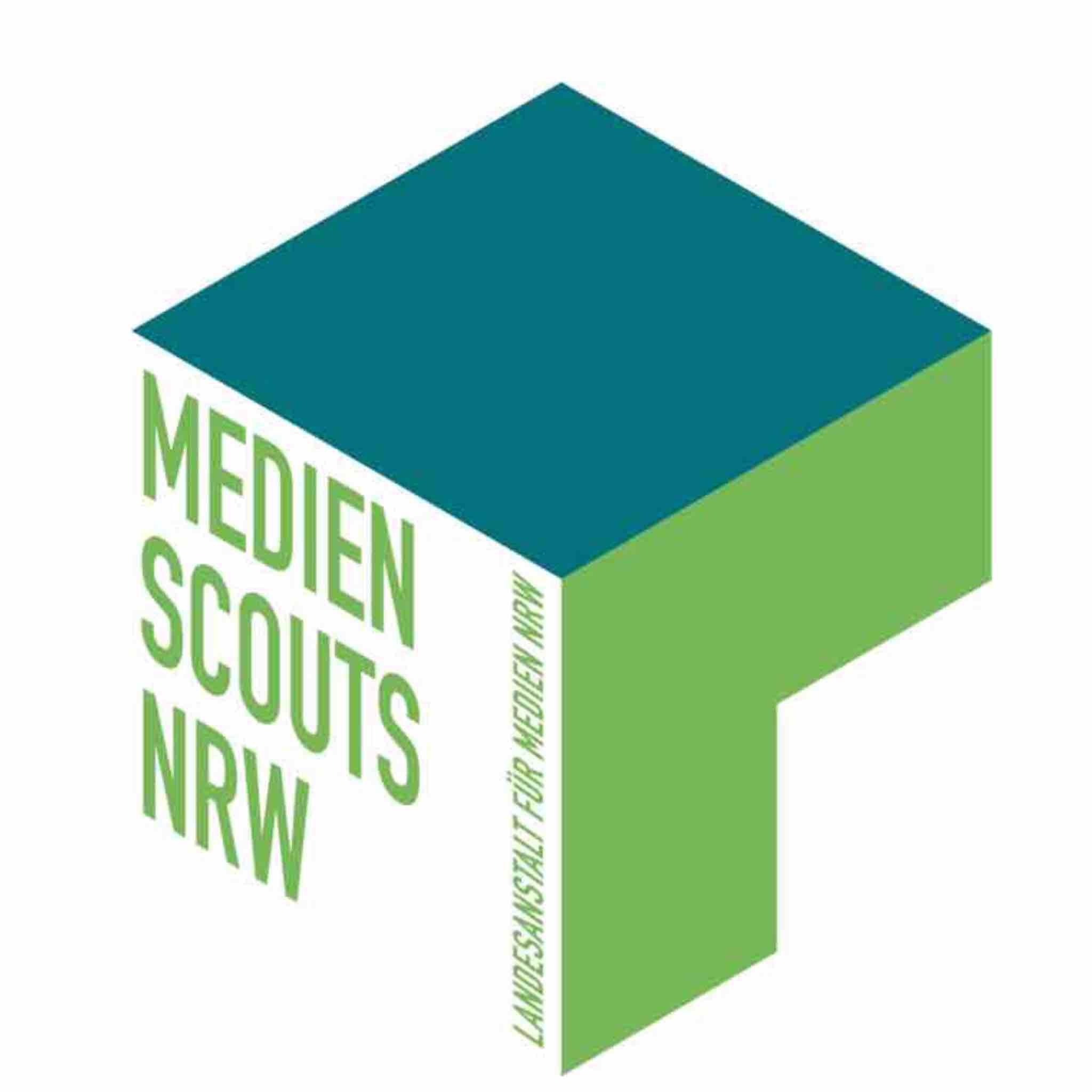 Logo der Medienscouts NRW