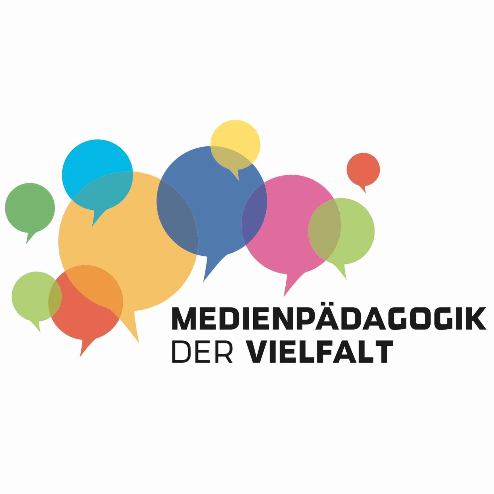 Logo des Projekts Medienpädagogik der Vielfalt