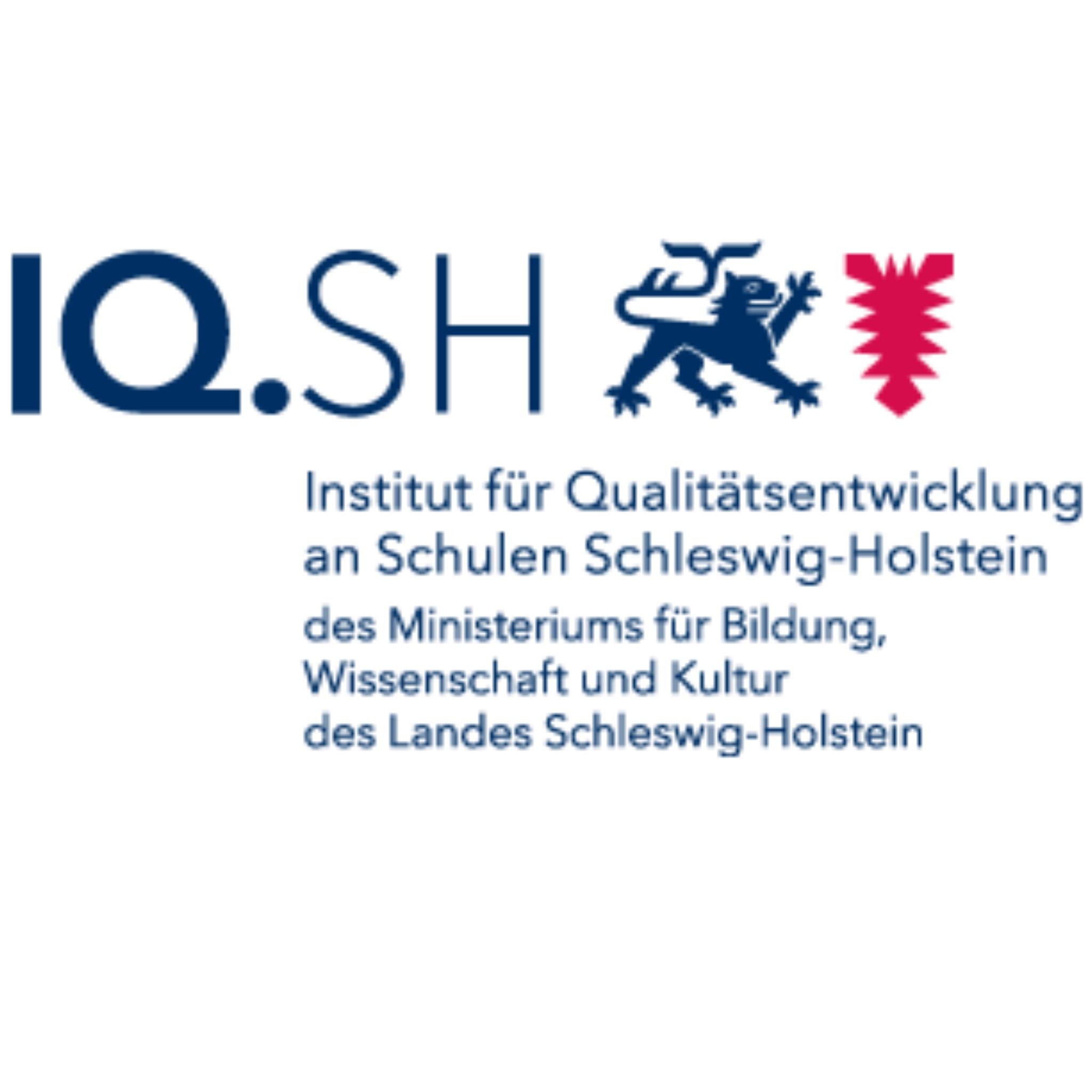 Logo des Instituts für Qualitätsentwicklung an Schulen Schleswig-Holstein