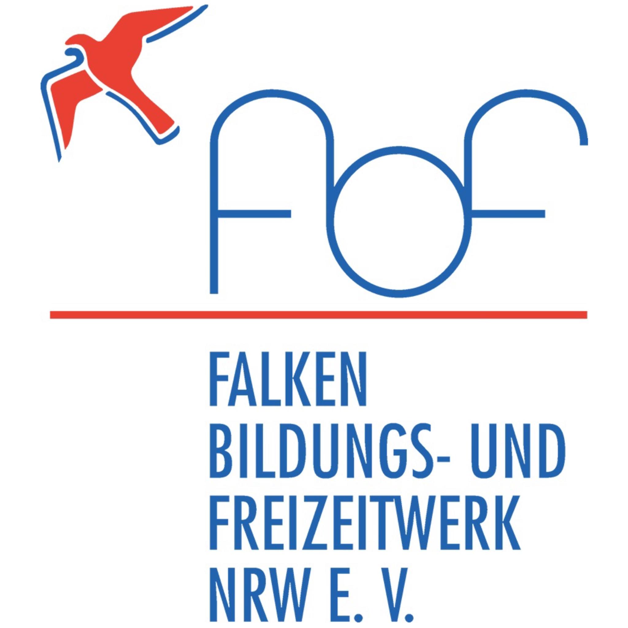 Logo des Falken Bildung- und Freizeitwerks NRW e.V.