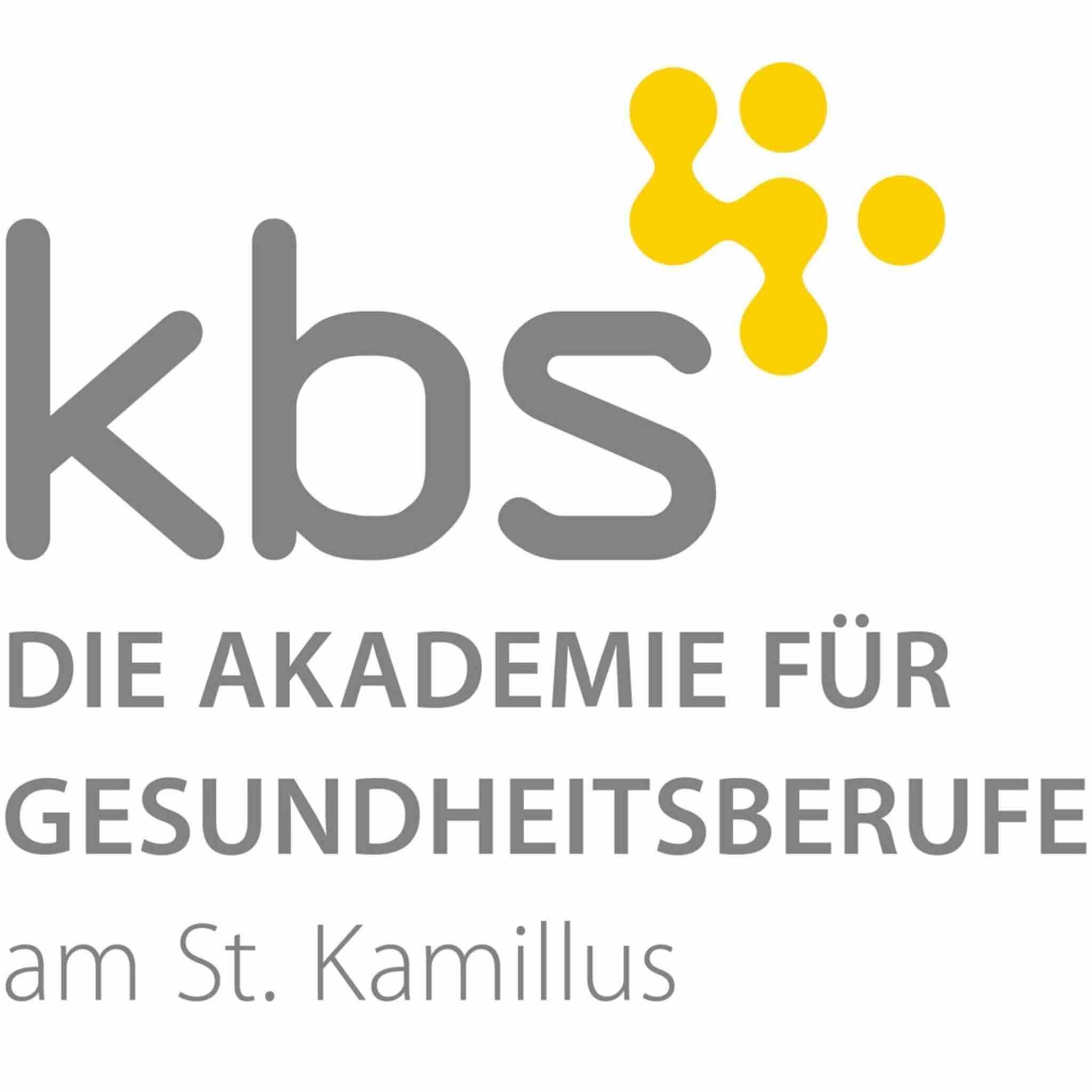Logo der Kos Akademie für Gesundheitsberufe am St. Kamillus