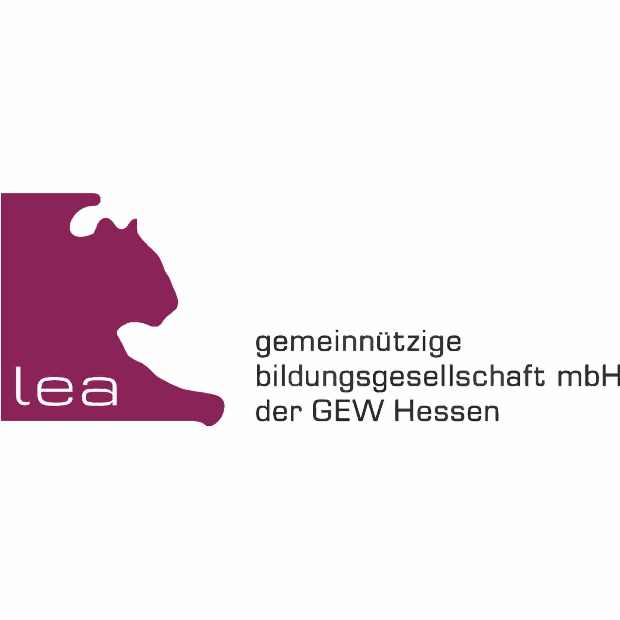 Logo der lea